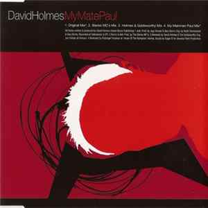 David Holmes - My Mate Paul FLAC