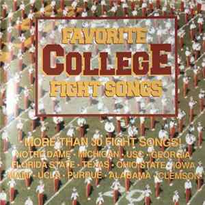 The Florida State University Marching Band - Favorite College Fight Songs FLAC