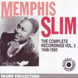 Memphis Slim - The Complete Recordings Vol. 3 FLAC