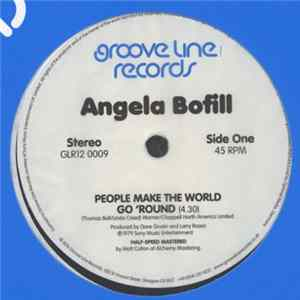 Angela Bofill - People Make The World Go 'Round FLAC