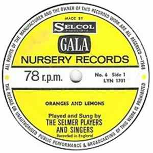 The Selmer Players And Singers - Oranges And Lemons/Loop De Loop FLAC