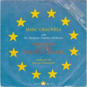 Marc Grauwels With The European Chambre Orchestra Conducted By Georges Dumortier - Variations On The European Anthem FLAC