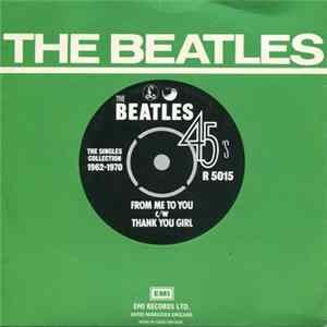 The Beatles - From Me To You c/w Thank You Girl FLAC