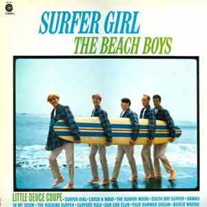 The Beach Boys - Surfer Girl FLAC
